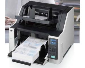 KV-S6100高速彩色文档扫描仪