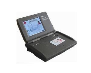 SS628-300B 台式宽屏彩显验证机具